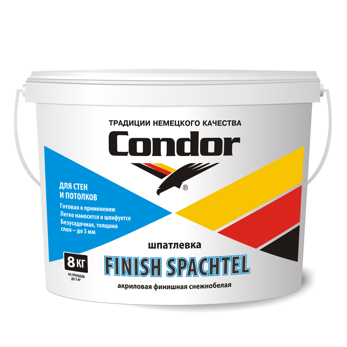 condor finish-spachtel model hi