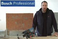 Перфораторы BOSCH с патроном SDS-plus GBH 2-23 REA Professional.